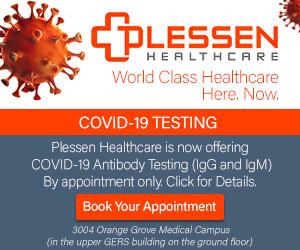 COVID 19 ANTIBODY TESTING