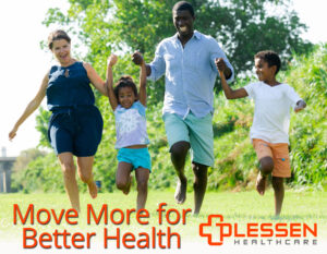 move more for better health