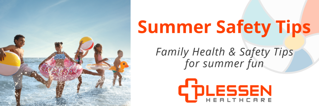 Summer Health and Safety Tips