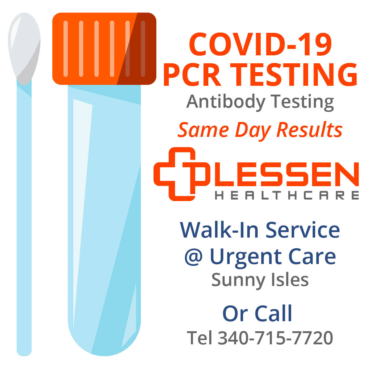 Covid-19 Testing Same Day Results
