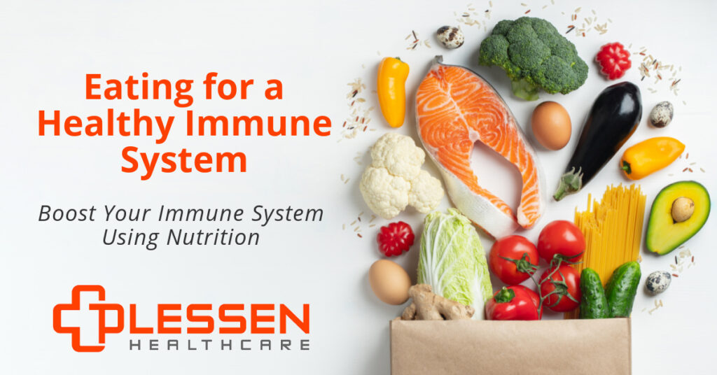 Eating for a Healthy Immune System